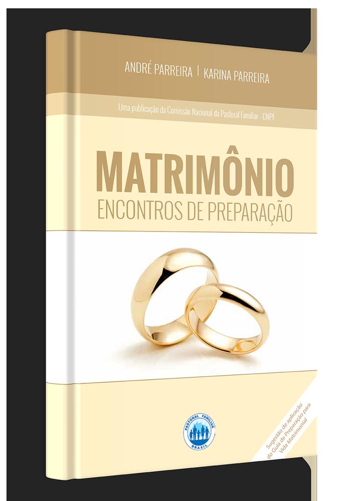 Matrimônio Encontros de Preparação